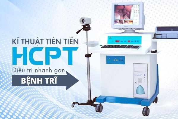 biện pháp HCPT điều trị bệnh trĩ