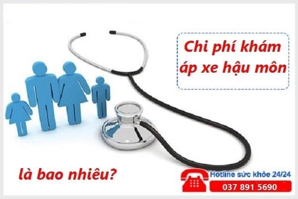 Chi phí điều trị áp xe hậu môn ở Đà Nẵng hiện nay là bao nhiêu?