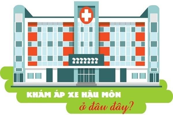Đâu là địa chỉ điều trị áp xe hậu môn ở Đà Nẵng đáng tin cậy