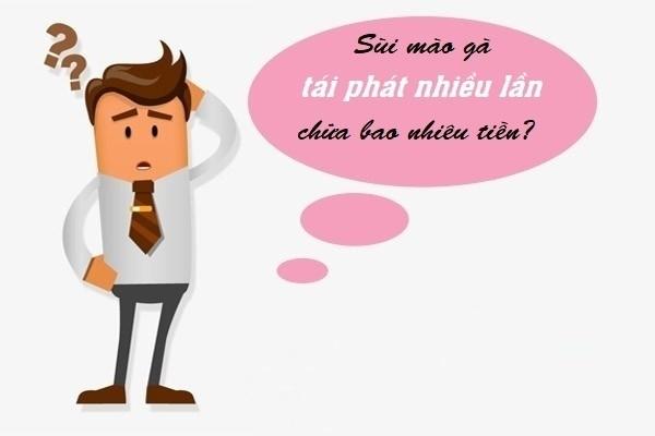 Chi phí chữa sùi mào gà ở Đà Nẵng hiện nay là bao nhiêu?