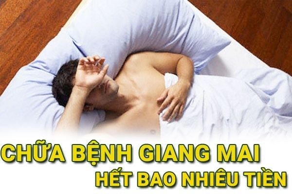 Chi phí điều trị bệnh giang mai ở Đà Nẵng hiện nay
