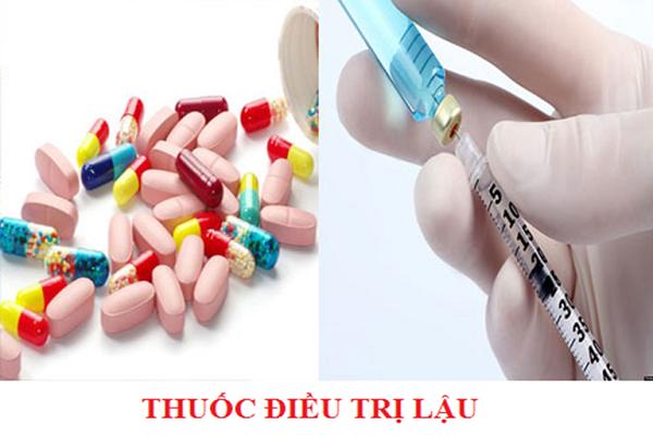 Các phương pháp chữa bệnh lậu
