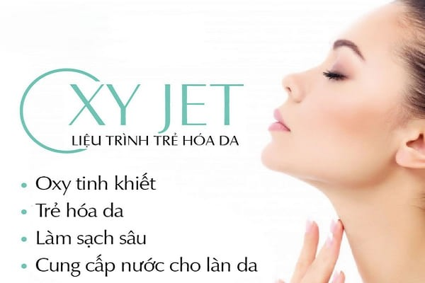 Công nghệ Oxy Jet điều trị mụn