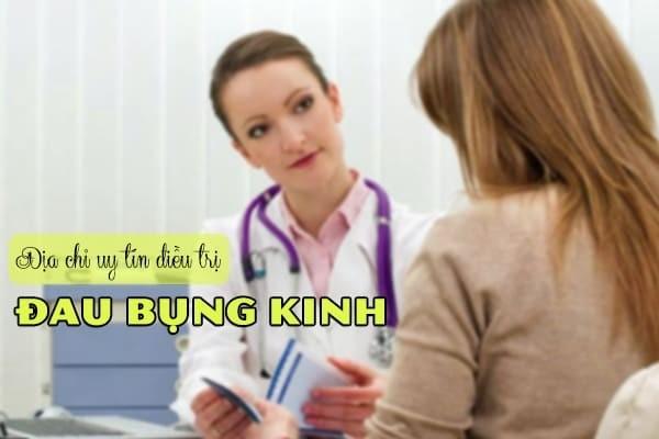 Nơi nào hỗ trợ chữa đau bụng kinh uy tín tại Đà Nẵng?