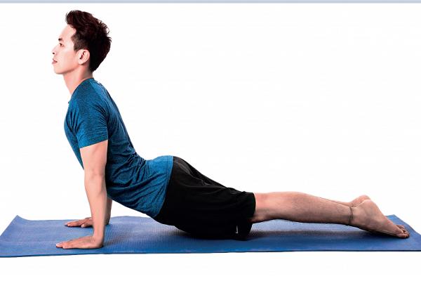 Tập yoga thường xuyên